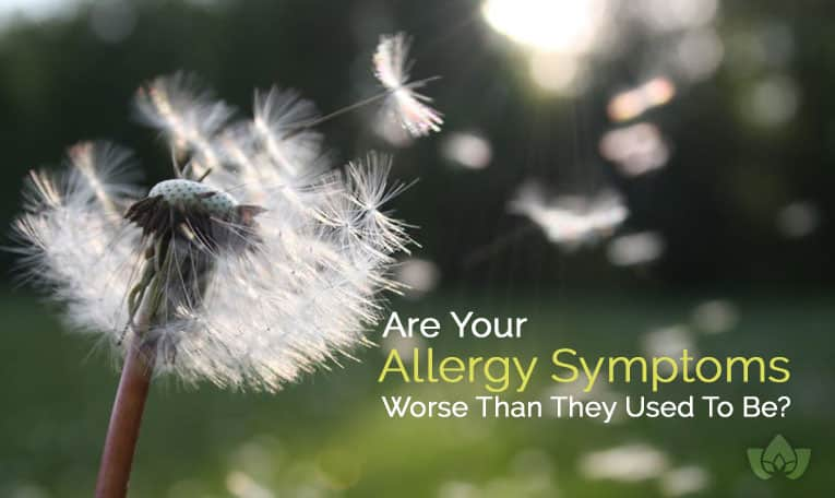 Are you allergy symptoms worse? | Mindful Healing | Mississauga Naturopathic Doctor