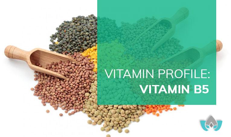 Vitamin Profile: Vitamin B5 | Mindful Healing | Mississauga Naturopathic Doctor