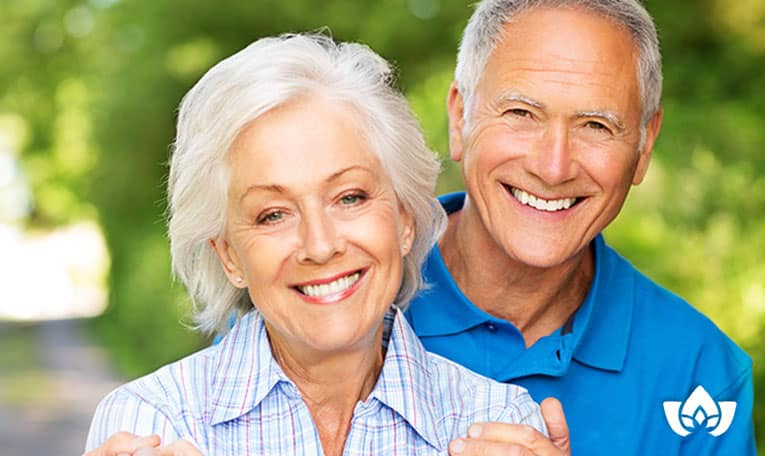 Healthy older couple without diabetes   Mindful Healing   Mississauga Naturopathic Doctor