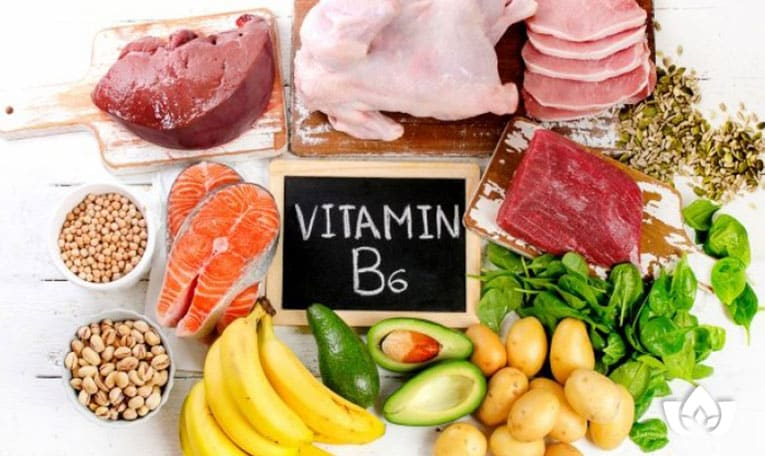 image of foods high in vitamin B6 | Mindful Healing | Mississauga Naturopathic Doctor