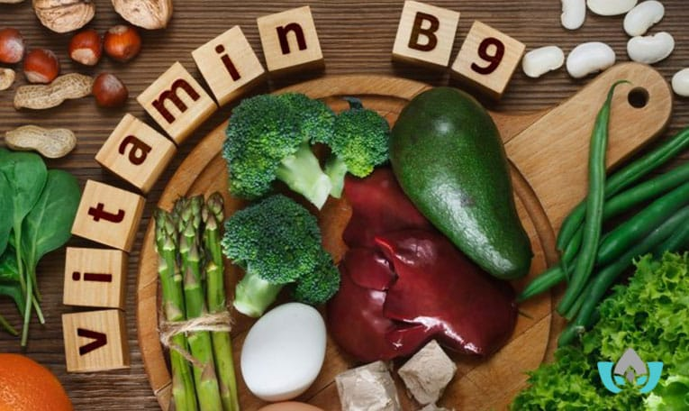 foods high in vitamin B9 | Mindful Healing | Mississauga Naturopathic Doctor
