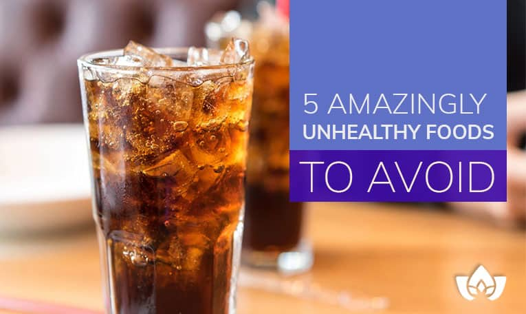 5 Amazingly Unhealthy Foods To Avoid | Mindful Healing | Mississauga Naturopathic Doctor