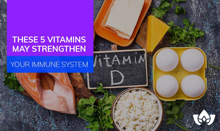 These 5 Vitamins May Strengthen Your Immune System | Mindful Healing | Naturopathic Doctor Mississauga