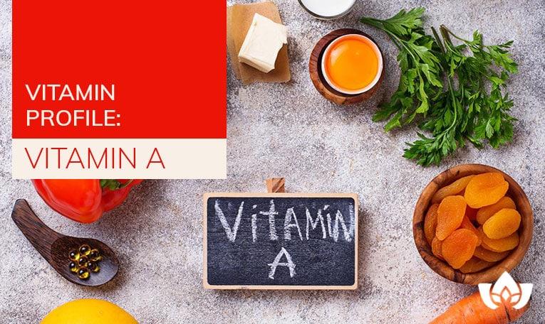 Vitamin Profile: Vitamin A | Mindful Healing | Naturopathic Doctor Mississauga