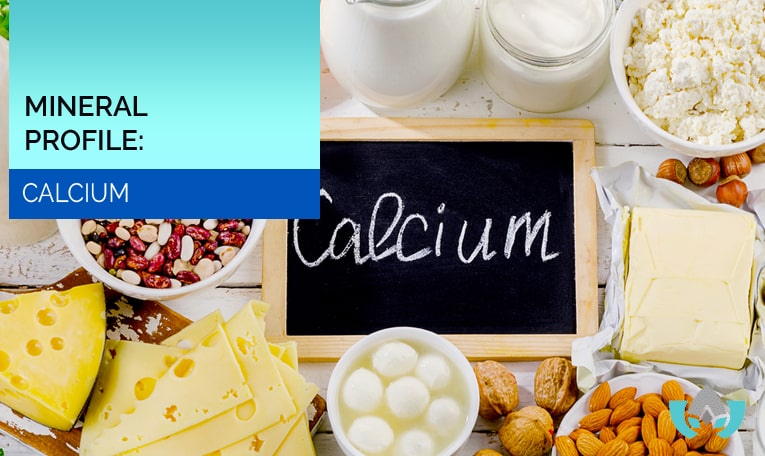 Mineral Profile: Calcium | Mindful Healing | Naturopathic Doctor Mississauga