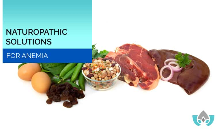 Naturopathic Solutions For Anemia | Mindful Healing | Naturopathic Doctor Mississauga